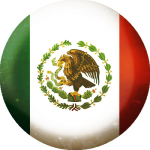 Banderas Mexico